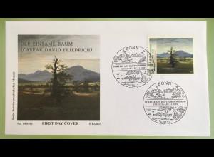 Bund BRD Ersttagsbrief FDC Nr. 3433 2. Januar 2019 Schätze aus deutschen Museen