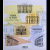 Belgien 2018 Neuheit Herrenhäuser Architektur Gutshof Landadel