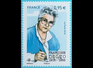 Frankreich France 2018 Nr. 7185 110. Geburtstag von Françoise Dolto