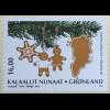 Grönland 2018 Neuheit Weihnachtsausgabe mit Duft nach Zimt und Anis