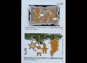Grönland 2018 Neuheit Weihnachtsausgabe mit Duft nach Zimt und Anis aus MH