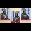 Portugal 2018 Neuheit Erzbischöfe von Braga Klerus Religion katholische Kirche