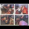 San Marino 2018 Neuheit 500. Geburtstag von Tintoretto Kunst Gemälde