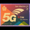 San Marino 2018 Neuheit San Marino will have Europe's first 5 G network
