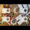 Tschechische Republik 2018 Block 74 Orden und Ehrenzeichen Verdienstmedaille