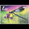 Bosnien Herzegowina 2018 Neuheit Freimarke Fauna Libelle Insekten