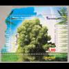 Bosnien Herzegowina 2018 Neuheit Flora Silberweide Bäume Natur seltene Blockform