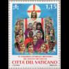 Vatikan Cittá del Vaticano 2018 Neuheit Bischofssynode Vescovi Röm. kath. Kirche