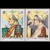 Vatikan Cittá del Vaticano 2018 Neuheit Papst Paul VI. und Johannes Paul I.