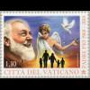 Vatikan Cittá del Vaticano 2018 Neuheit 50. Todestag Padre Pio Kapuziner Heiler