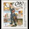 Bosnien Herzegowina Serbische Republik 2018 Neuheit Postbote Postbeförderung