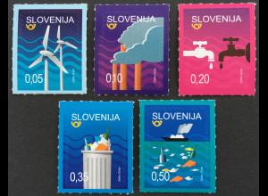 Slowenien Slovenia 2018 Neuheit Erneuerbare Energien Windkraft Ökologie