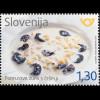 Slowenien Slovenia 2018 Neuheit Gastronomie Dessert Süßspeisen