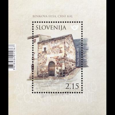 Slowenien Slovenia 2018 Neuheit Ländliche Häuser Architektur Baustile