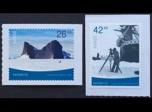 Norwegen 2019 Neuheit Antarktis Antarktika südlicher Polarkreis