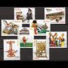 Griechenland 2006 Mi.Nr. 2397-04 **, Altes Kinderspielzeug aus dem Benaki-Museum