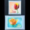 Schweden Sverige 2019 Neuheit Rollenmarke selbstklebend Tulpen Blumen Flora