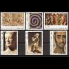 Griechenland 2006 Michel Nr. 2357-62 Museen in Athen