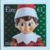 Irland 2018 Neuheit The Elf on the Shell Der Elf auf dem Regal