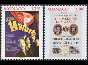 Monako Monaco 2019 Neuheit The Wedding in Monaco Kino 14 Hours