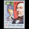 Vatikan Cittá del Vaticano 2018 Neuheit 150. Todestag Gioachino Rossini Musik