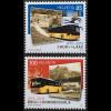 Schweiz 2019 Neuheit 100 Jahre Postauto Linien Chur Laax Brig Dornodossola
