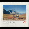 Kanada Canada 2019 Nr. 3693-97 Far and Wide Freimarken aus Rolle Landschaften