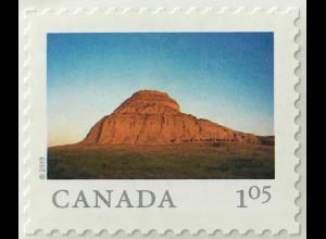 Kanada Canada 2019 Neuheit Far and Wide Freimarke aus Rolle Tourismus