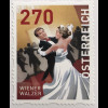 Österreich 2019 Neuheit Dispenser Marken Wiener Walzer Kanisfluh Ringwarte