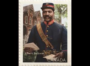 Kanada Canada 2019 Neuheit Black History Wege aus der Sklaverei vor Bürgerkrieg