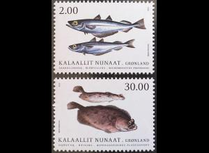 Grönland 2019 Neuheit Fische Meeresbewohner Fauna Tiere