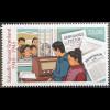 Grönland 2019 Nr. 813-14 Im Zweiten Weltkrieg Radio Zeitung Schlittenpatrouille