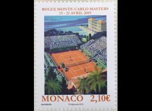 Monako Monaco 2019 Neuheit Rolex Masters Tennis Tennisturnier der Herren Sport