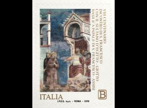 Italien Italy 2019 Neuheit 800 Jahre Treffen Sankt Francesco und der Sultan