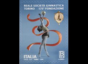 Italien Italy 2019 Neuheit Reale Societá Ginnastica Torino ältester Sportverein