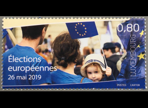 Luxemburg 2019 Neuheit Europawahlen Politik und Gesellschaft