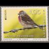 Luxemburg 2019 Nr. 2201-02 Europaausgabe Einheimische Vogelarten Bluthänfling