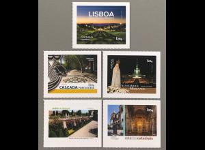 Portugal 2019 Neuheit Zentrum von Lissabon Tourismus Kunst Kultur