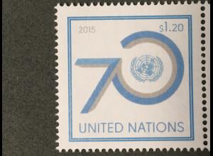 Vereinte Nationen UN UNO New York 2015 Neuheit Menschen mit Behinderung