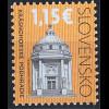 Slowakei Slovakia 2015, Michel Nr. 754, Freimarke: Kulturerbe, Einzelwert