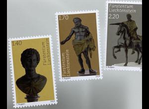 Liechtenstein 2019 Neuheit Fürstliche Schätze: Skulpturen von Antico Bronze