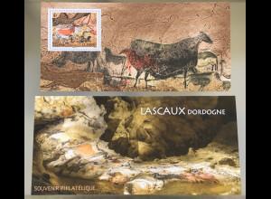 Frankreich France 2019 Nr. 7306 C Lascaux Dordogne jungpaläolithische Höhlen