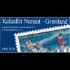 Grönland Prestige Markenheft Nr. 8 Weihnachten enthält H-Bl. 15-16