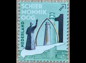 Niederlande 2019 Nr. 3817 Beliebten Serie Schöne Niederlande Schiermonnikoog