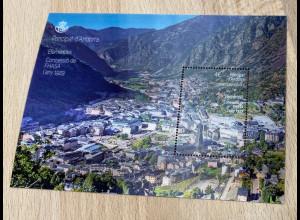 Andorra spanisch 2019 Nr. 482 FHASA-Konzession 90-jähriges Jubiläum Hologramm