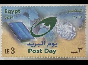 Ägypten Egypt 2019 Nr. 2615 Tag der Post