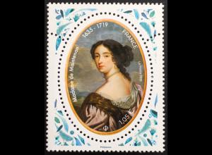 Frankreich France 2019 Michel Nr. 7359 200. Todestag von Madame de Maintenant
