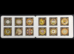 Frankreich France 2019 Nr 7458-69 Schmuckteller Mervailles Zierteller Handwerk
