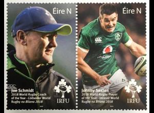 Irland 2019 Nr 2331-32 Rugby in Irland Ballsport Rugby-Union-Nationalmannschaft