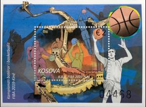 Kosovo 2019 Block 52 Basketballweltmeisterschaft in China Ballsport Wettkampf